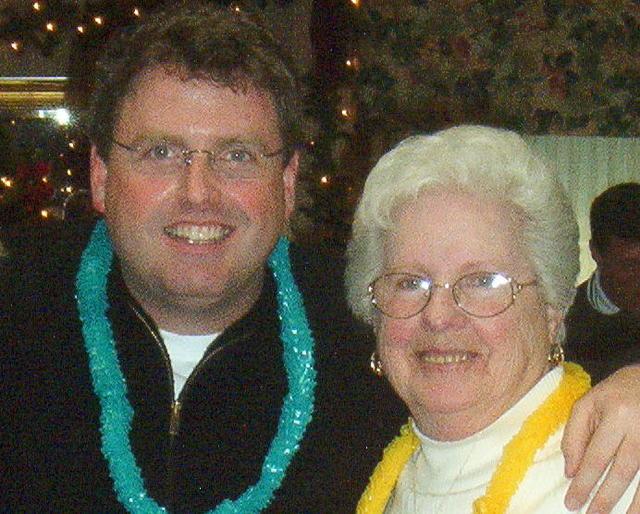 Patrick & Mom