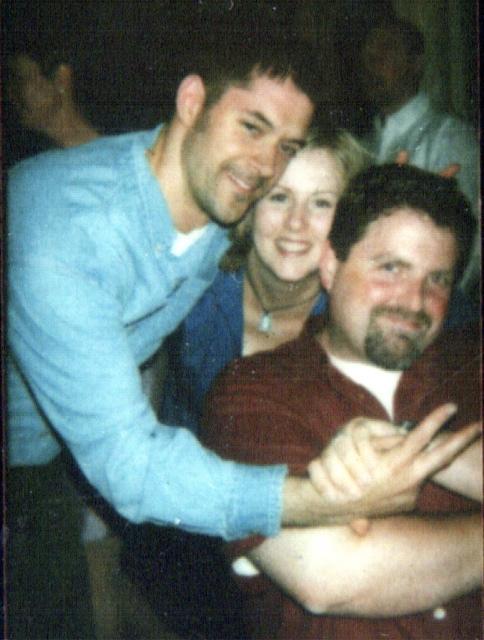 Patrick, John David, and Andrea
