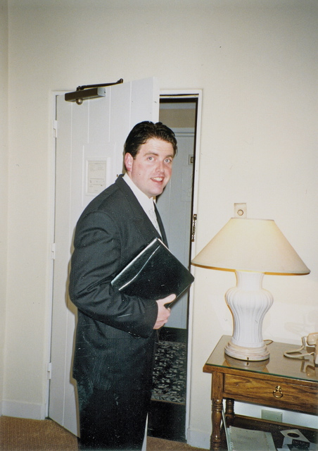 PK as Wedding Coordinator