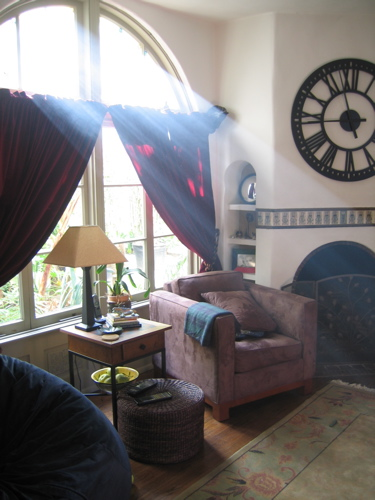 PK's apartment